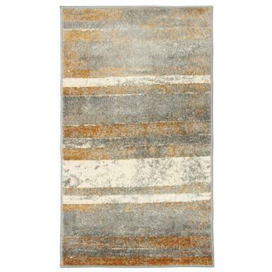 Chodnik dywanowy Jasmin szary 80 x 140 cm