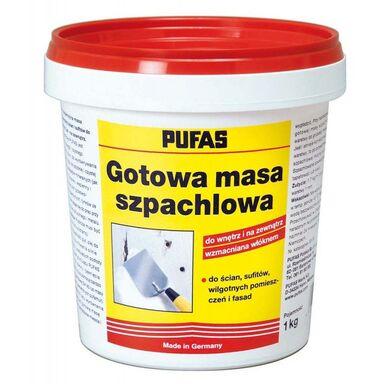 Masa szpachlowa GOTOWA 1 kg PUFAS