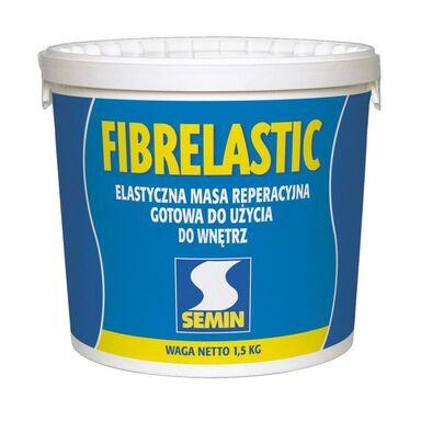 Gotowa masa naprawcza elastyczna Fibrelastic 1,5 kg Semin