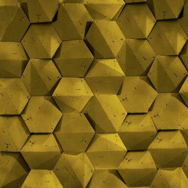 Kamień dekoracyjny PLAYA/HEXAGON 3D STEINBLAU