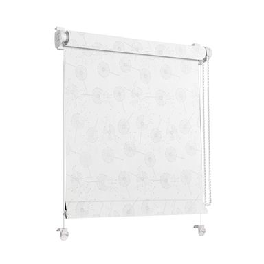 Roleta okienna IMPIANTO 72.5 x 150 cm kremowa