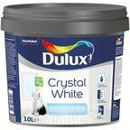 Farba wewnętrzna do wielu zastosowań CRYSTAL WHITE 10 l DULUX
