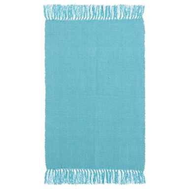 Dywan BASIC niebieski 50 x 80 cm wys. runa 3 mm INSPIRE