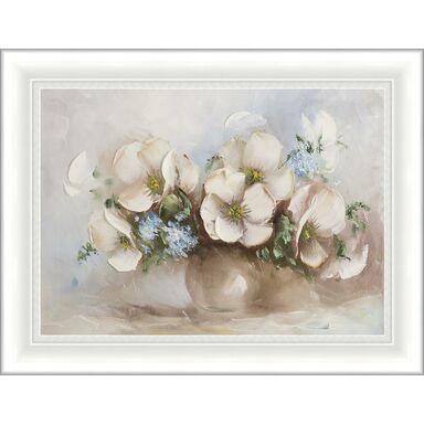 Obraz DZIKIE RÓŻE 87 x 67 cm