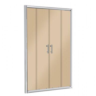 Drzwi prysznicowe AINA 140 cm x 195 KERRA