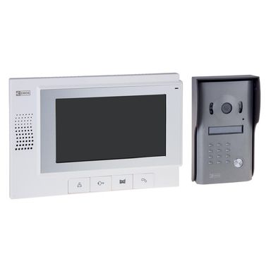 Wideodomofon przewodowy H1011 EMOS