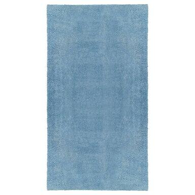 Dywan MIKRO niebieski 60 x 120 cm wys. runa 12 mm INSPIRE