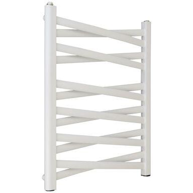 Grzejnik łazienkowy ŁEZKA 3DX 675/440 biały REGNIS