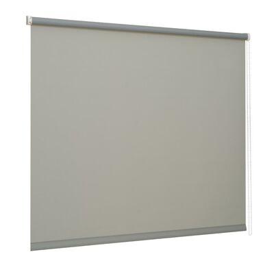 Roleta okienna 180 x 220 cm szara INSPIRE
