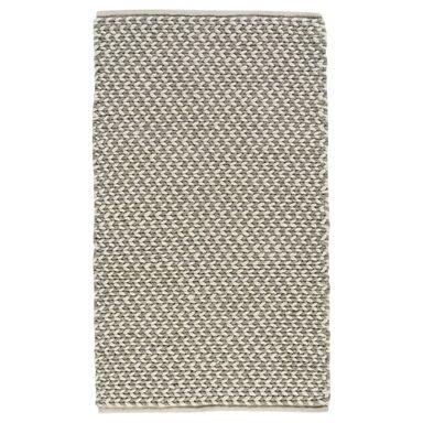 Dywan wełniany ELLINOR szary 160 x 230 cm INSPIRE