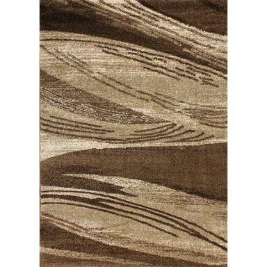Dywan HERMES brązowy 120 x 170 cm wys. runa 20 mm BOYTEX