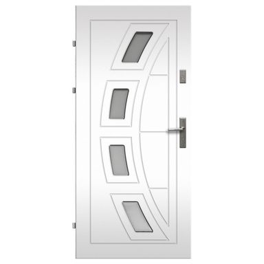 Drzwi wejściowe KOMODUS  lewe 90