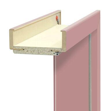 Ościeżnica regulowana 90 Lewa Pastelowy róż 95 - 115 mm Classen