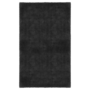Dywan MIKRO antracytowy 100 x 200 cm wys. runa 12 mm INSPIRE