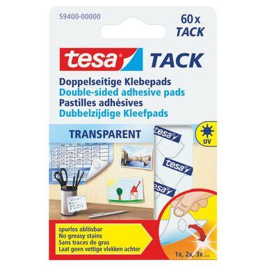 Płatki mocujące dwustronne TACK TESA 60 szt.