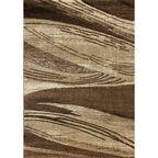 Dywan HERMES brązowy 133 x 190 cm wys. runa 20 mm BOYTEX