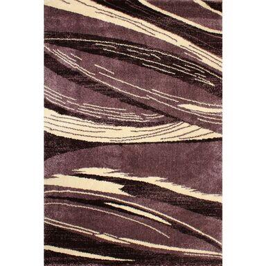 Dywan HERMES fioletowy 120 x 170 cm wys. runa 20 mm BOYTEX