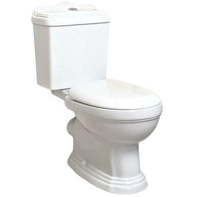 WC kompakt poziom Retro Kerra