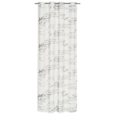 Firana na kółkach DWAYNES 140 x 32 cm INSPIRE