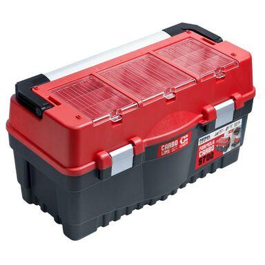 Skrzynka na narzędzia FORMUŁA S 700 CARBO RED PATROL