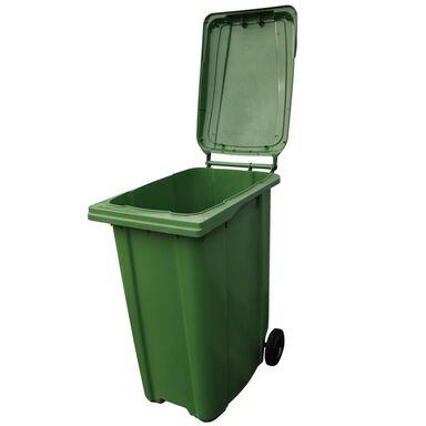 Pojemnik na odpady szklane MGB 360L zielony ESE