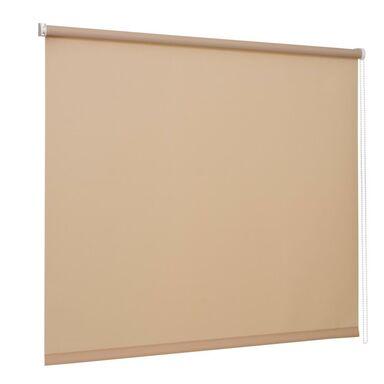 Roleta okienna MINI 220 x 220 cm beżowa INSPIRE