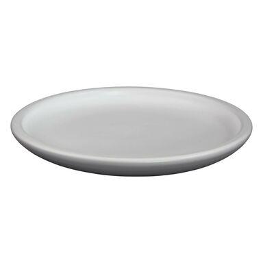 Podstawka ceramiczna 13.5 cm biała 4612/007 CERMAX