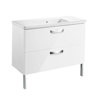 Zestaw mebli łazienkowych z umywalką GAP N ROCA
