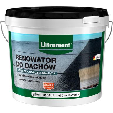 Renowator do dachów 10 l. ULTRAMENT