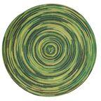 Podkładka na stół Lollipop okrągła śr. 38 cm zielona