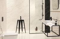 Jakie płytki wybrać pod prysznic bez brodzika?