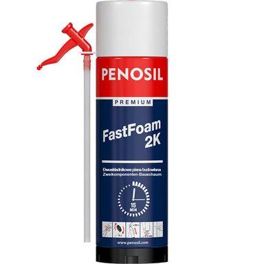 Piana montażowa wężykowa FASTFOAM 2K 400 ml PENOSIL