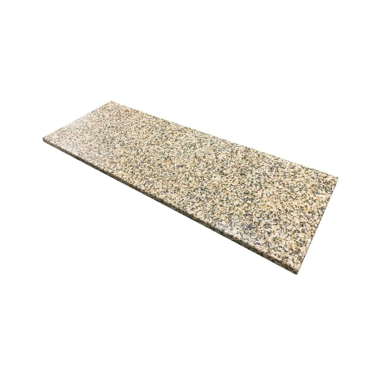 Parapet Wewnetrzny Granitowy Zolty 30 X 182 Cm Knap Parapety Zewnetrzne W Atrakcyjnej Cenie W Sklepach Leroy Merlin