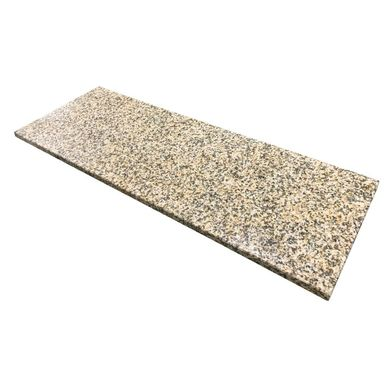 Parapet granitowy żółty 182x30x2 cm KNAP