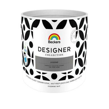 Farba wewnętrzna DESIGNER COLLECTION 2.5 l Legend BECKERS