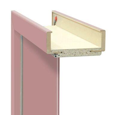 Ościeżnica REGULOWANA 60 Prawa Pastelowy róż 140 - 160 mm CLASSEN