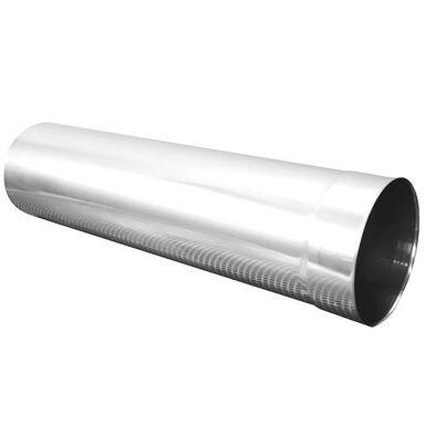 Rura odprowadzająca NIERDZEWNA 110 mm 0.5 m SPIROFLEX