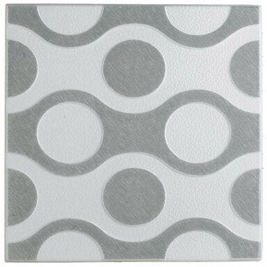 Kaseton z polistyrenu Exclusiv Breez szary 50 x 50 cm 2 m2 8 płyt DMS