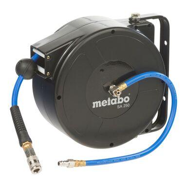 Zwijacz automatyczny z wężem SA 250 dł. 800 METABO