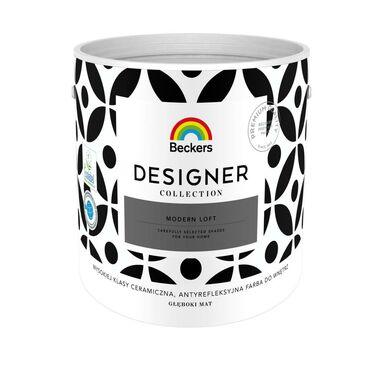 Farba wewnętrzna DESIGNER COLLECTION 2.5 l Modern Loft BECKERS