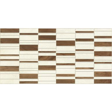 Dekor ENNA WOOD 22.3 X 44.8 DOMINO