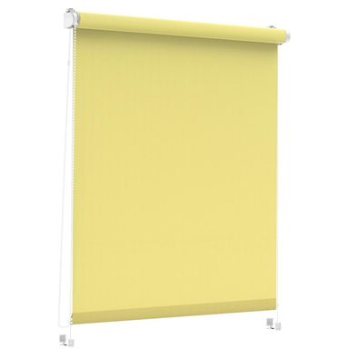 Roleta okienna Dream Click mimoza żółta 98.5 x 215 cm
