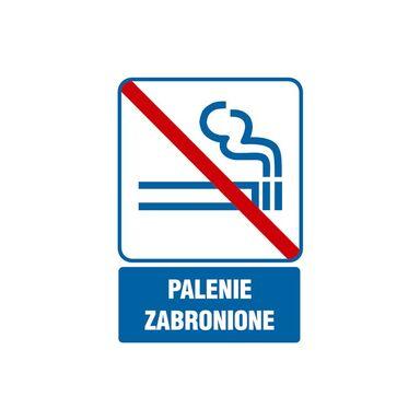 Znak informacyjny PALENIE ZABRONIONE