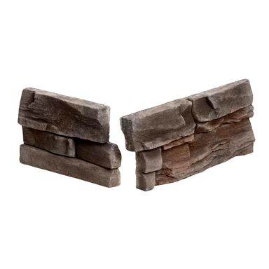 Narożnik betonowy BASALTO COOPER Brązowy INCANA