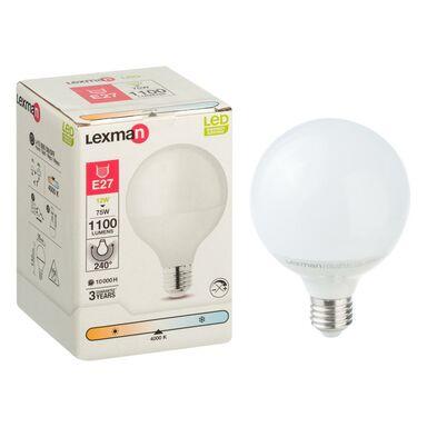 Żarówka dekoracyjna LED E27 12 W = 75 W 1100 lm Neutralna LEXMAN