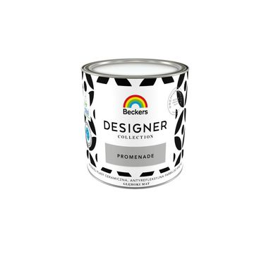 Tester farby DESIGNER COLLECTION 0.1 l Promenade BECKERS