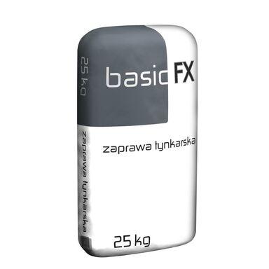 Zaprawa tynkarska Szara 25 kg BASIC FX