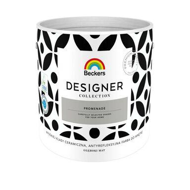 Farba wewnętrzna DESIGNER COLLECTION 2.5 l Promenade BECKERS