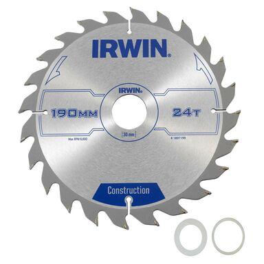Tarcza do pilarki tarczowej PRO190X24TX30/20 IRWIN