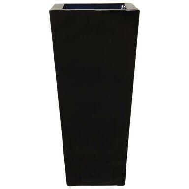 Osłonka z włókna szklanego 35 x 35 cm czarna VILLANA QUATTRO CERMAX
